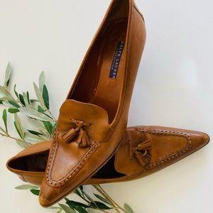 Ralph Lauren Collection Purple Label Heels